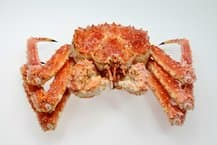 Cooked-frozen Red King Crab
